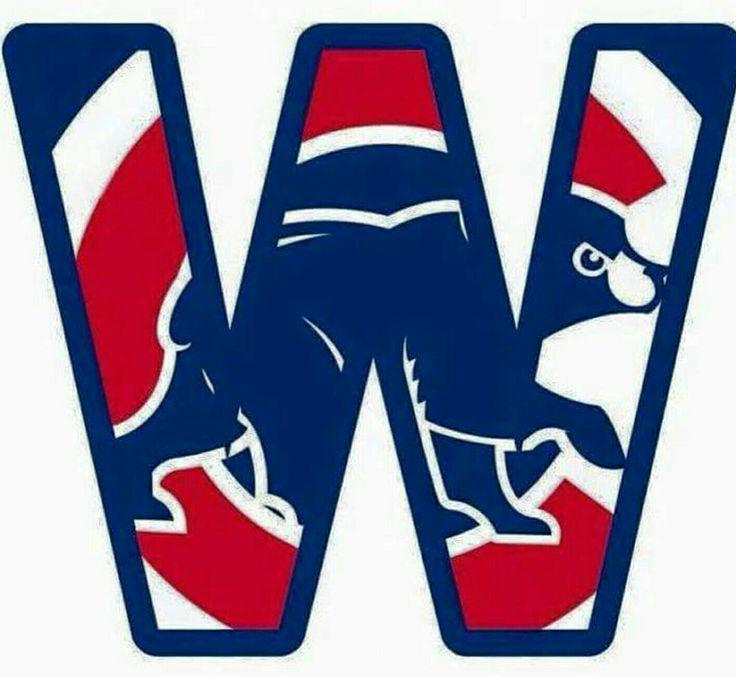 Cubs Logo within a W