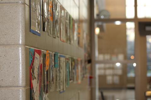 Photo of a Hallway