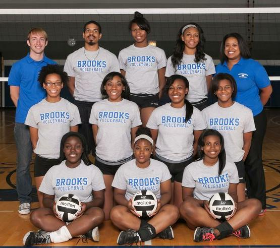 Gwendolyn Brooks college prep volleyball