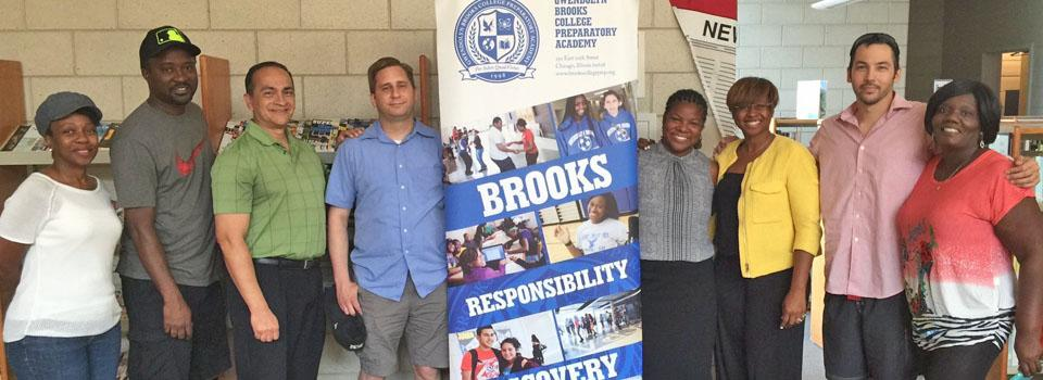 The Brooks Local School Council.